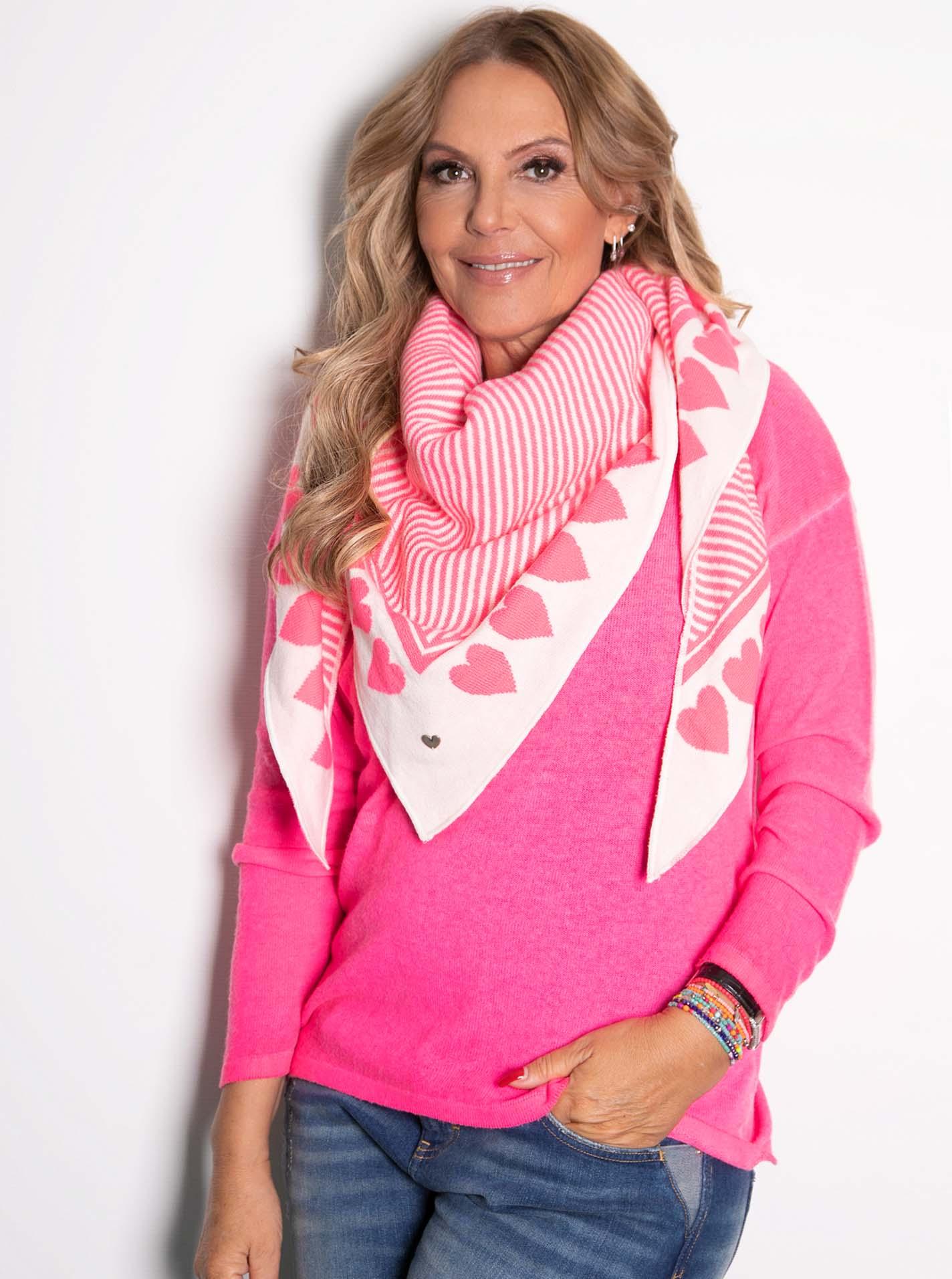 herztuch-pink
